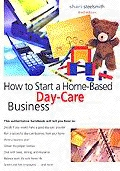 Start your own day care home based business opportunity