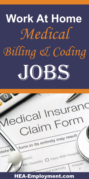 work from home medical billing jobs