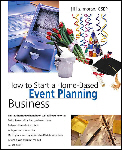 Start your own event planning home based business opportunity