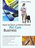 Start your own pet care home based business opportunity