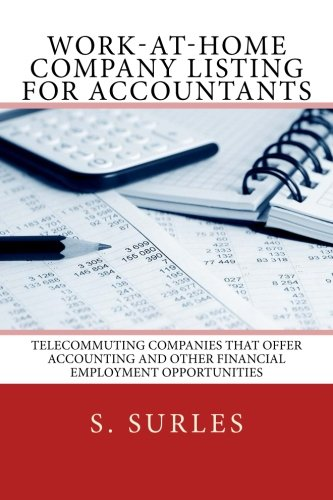 Work-at-Home Company Listing for Accountants and Bookkeepers. Order: https://www.paypal.me/HEA/9.95 - Ebook contains hundreds of companies hiring home assembly and craft workers each year nationwide and globally. Purchase today for only $9.95. Free lifetime updates, no scams and no monthly fees. #ebook #accountants #bookkeepers #workathome #workfromhome #jobs #jobsearch #careers #telecommuting